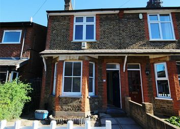 Thumbnail 2 bed end terrace house to rent in Station Road, Radlett, Hertfordshire