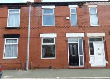 Thumbnail 3 bed terraced house to rent in Station Road, Eccles, Manchester