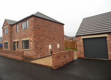Thumbnail 3 bed detached house for sale in Newton Lane, Doncaster