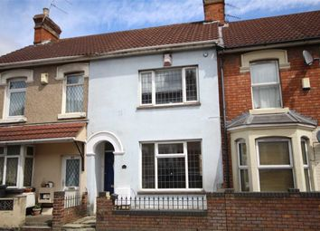 Thumbnail 3 bedroom terraced house for sale in Crombey Street, Swindon