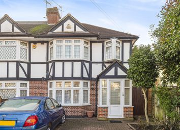 Thumbnail 4 bed end terrace house for sale in Aragon Road, Kingston Upon Thames