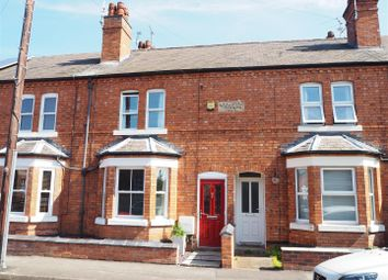Thumbnail 3 bed terraced house for sale in Warburton Street, Newark