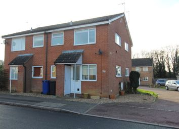 Thumbnail 1 bed terraced house to rent in Raedwald Drive, Bury St. Edmunds