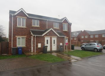 Thumbnail 2 bedroom flat to rent in Haslemere Court, Doncaster