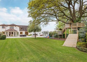 Thumbnail 6 bed detached house for sale in Half Acre, Badgeworth Lane, Badgeworth, Cheltenham, Gloucestershire