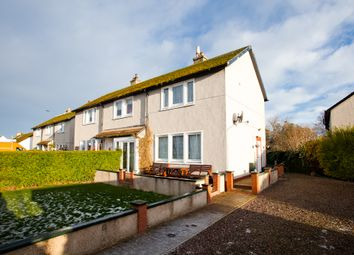 Thumbnail 3 bed semi-detached house for sale in Seaforth Road, Nairn