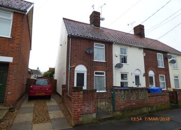Thumbnail 2 bed end terrace house to rent in Pleasant Place, Beccles