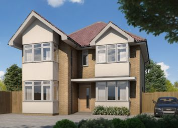 Thumbnail 4 bed detached house for sale in Glasseys Lane, Rayleigh, Essex