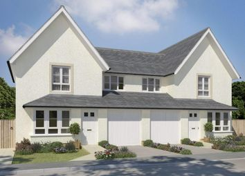 "Thumbnail 3 bed semi-detached house for sale in ""Airth"" at Gyle Avenue, South Gyle Broadway, Edinburgh"
