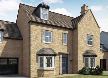 Thumbnail 6 bed detached house for sale in Kettering Road, Stamford