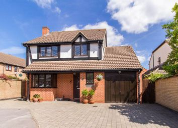 Thumbnail 4 bed detached house for sale in Timberdene Avenue, Ilford
