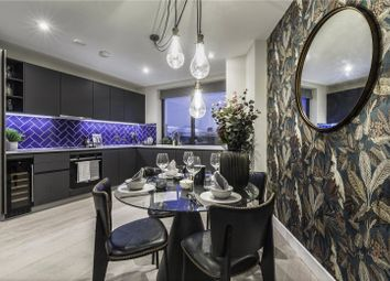 Thumbnail 2 bed flat for sale in Shoreditch Exchange, London