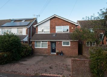 Thumbnail 4 bed detached house for sale in Kingsham Avenue, Chichester