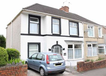 Thumbnail 4 bedroom semi-detached house for sale in Cockett Road, Cockett, Swansea