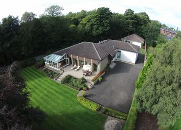 Thumbnail 4 bed detached bungalow for sale in Mill Road, Bothwell