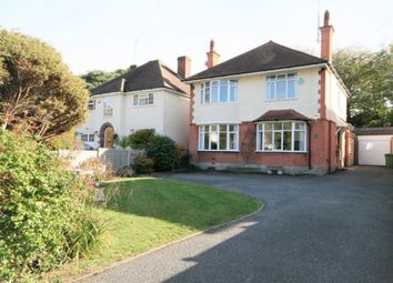 Thumbnail 4 bed detached house for sale in Anthonys Avenue, Canford Cliffs, Poole