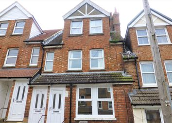 Thumbnail 3 bed terraced house for sale in Marshall Street, Folkestone, Kent
