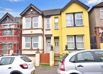 Thumbnail 2 bed flat for sale in Camden Road, Gillingham, Kent