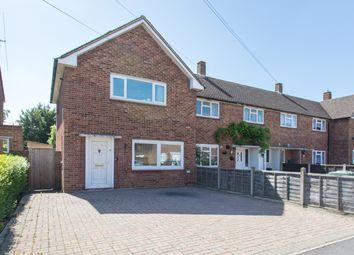 Thumbnail 2 bed end terrace house for sale in Elizabethan Way, Stanwell, Staines