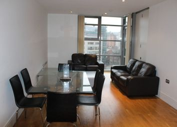 Thumbnail 3 bedroom flat to rent in The Lock Building, 41, Whitworth Street