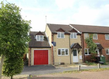 Thumbnail 3 bed end terrace house for sale in Bakers Field, Lyneham, Wiltshire