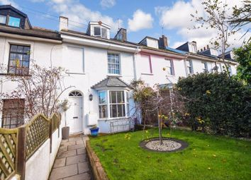 Thumbnail 2 bed terraced house for sale in Albion Place, Exeter