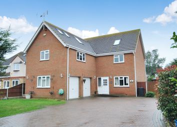 Thumbnail 6 bed detached house for sale in Bartlett Close, Mayland, Chelmsford