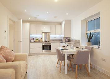 Thumbnail 2 bedroom flat for sale in Plot 12, Lewis House, Queensgate, Farnborough, Hampshire