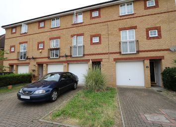 Thumbnail 3 bed town house to rent in Dorsey Drive, Bedford, Bedfordshire
