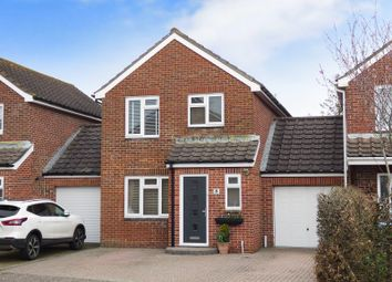 Thumbnail 4 bed link-detached house for sale in Carvel Way, Littlehampton