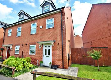 Thumbnail 3 bed semi-detached house for sale in Cables Retail Park, Steley Way, Prescot