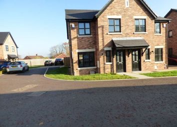 Thumbnail 3 bed semi-detached house to rent in Heath Lodge Close, Knutsford