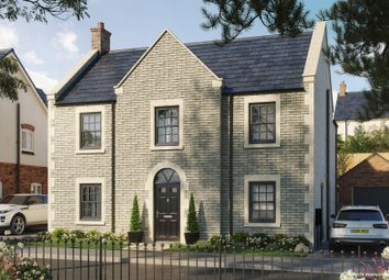 Thumbnail 4 bed detached house for sale in Bullbridge, Ambergate, Belper