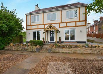 Thumbnail 5 bedroom detached house for sale in Alexandra Terrace, Stanton Hill, Sutton-In-Ashfield, Nottinghamshire