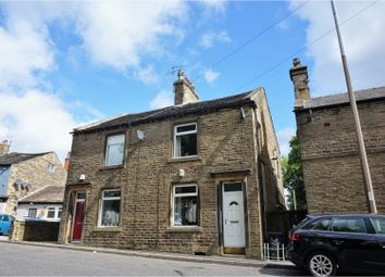 Thumbnail 3 bed semi-detached house for sale in Keighley Road, Halifax