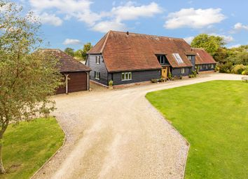 Thumbnail 5 bed detached house for sale in Cherry Green, Westmill, Nr Buntingford