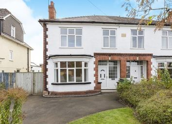 Thumbnail 4 bedroom semi-detached house for sale in Prestbury Road, Prestbury, Cheltenham, Gloucestershire