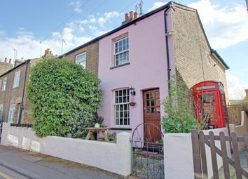 Thumbnail 2 bed semi-detached house for sale in Dimsdale Street, Hertford