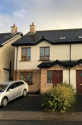 Thumbnail 3 bed semi-detached house for sale in 3 Friary Avenue, The Steeples, Cashel, Tipperary