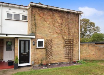 Thumbnail 3 bedroom end terrace house for sale in Valley Way, Stevenage