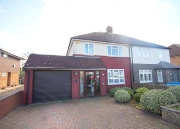 Thumbnail 3 bed semi-detached house for sale in Beech Avenue, Ruislip, Middlesex
