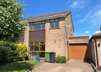 Thumbnail 3 bed semi-detached house for sale in Hardwick Close, Winslow, Bromyard
