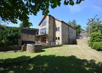 Thumbnail 4 bed detached house for sale in Parkhead Lane, Holmfirth