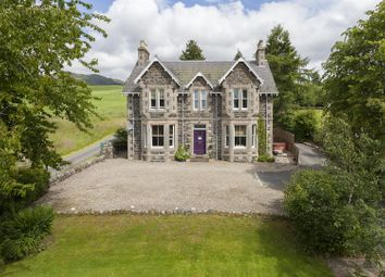 Thumbnail 9 bed detached house for sale in Pitlochry