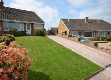 Thumbnail 3 bed semi-detached bungalow to rent in Purcell Close, Broadfields, Exeter