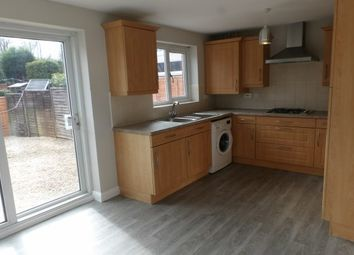 Thumbnail 3 bed town house to rent in New Charlton Way, Bristol