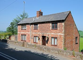 Thumbnail 4 bed detached house for sale in Ruyton Xi Towns, Shrewsbury