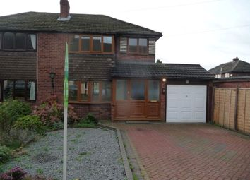 Thumbnail 3 bed semi-detached house to rent in Green Lane, Birchmoor, Tamworth