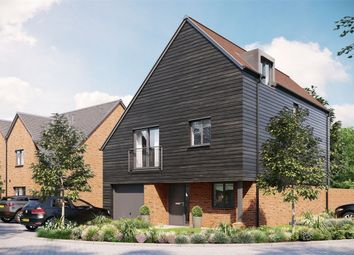 Thumbnail 4 bed detached house for sale in Sutton Scotney, Winchester, Hampshire