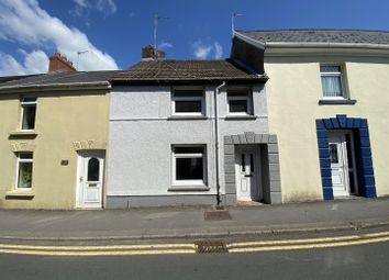 Thumbnail 2 bed terraced house for sale in Lady Street, Kidwelly